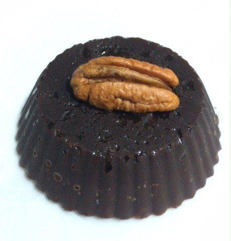 Chocolate caseiro com óleo de coco