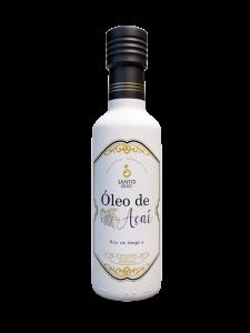 Balanceamento de hormônios - Óleo de açaí Santo Óleo - presença de ômega 9