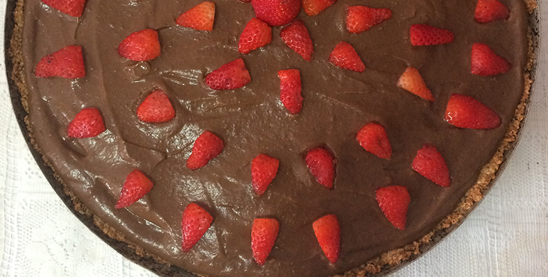 Torta Natalina Funcional