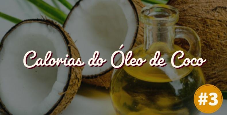 Perda de peso x óleo de coco