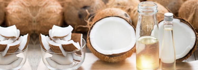 Óleo de coco é gordura?